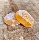 salt-cured egg yolks