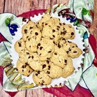 grandma mala's signature chocolate chip cookies
